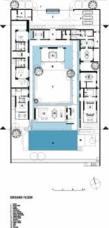 u shaped house plans with pool house plans u shaped floor plan youtube with pool maxresde