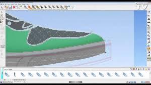 shoe design software 3d shoe design software trace 2d jpeg images onto your 3d