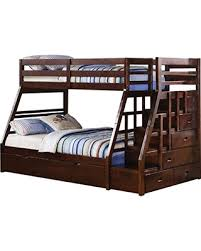 Bunk Beds Espresso Amazing Deal On Acme 37015 Jason Bunk Bed With Storage