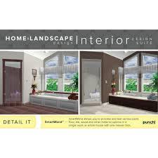 amazon com punch interior design suite v18 for windows pc