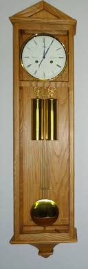 kent solid ash table clock oakside classic clocks clocks made by hobby woodworkers