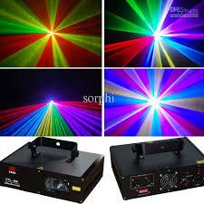 600w rgb laser stage show lighting projector for club dj disco