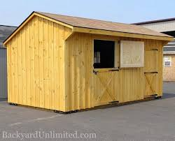 10 Stall Horse Barn Plans Animal Structures Horse Barns Backyard Unlimited