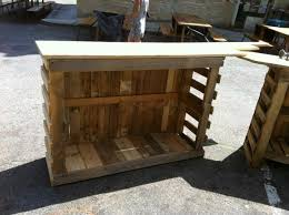 kitchen island construction kitchen island self made from pallets 31 model suggestions hum