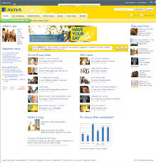 Design Home Page Online Intranet Examples