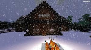 Minecraft House Design Ideas Xbox 360 by Minecraft Building U0026 Design Ideas Snow Biome Houses Youtube