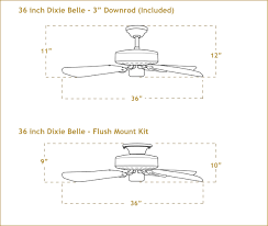 ceiling fan width for room size articles with ceiling fan diameter room size tag ceiling fan diameter