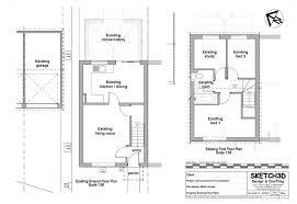 Garage Floor Plans With Loft Garage Conversion Floor Plans Garage Conversion Floor Plans