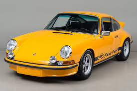 1973 porsche rs for sale wunderbar 1973 porsche 911 rs 2 7