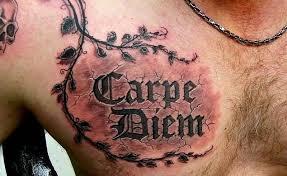 ambigram writing for s chest tattooshunter com