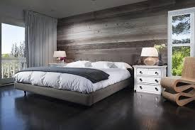 mur de chambre en bois couleur de chambre 100 idées de bonnes nuits de sommeil