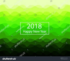 happy green color background green color happy new year stock vector 766262395