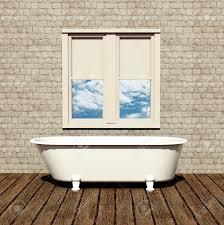 retro badezimmer alten stil badewanne in einem retro badezimmer mit brett holzboden