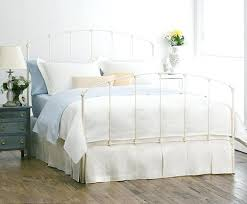 White Metal Bed Frame Single White Iron Bed Frame Best White Iron Beds Ideas On Black