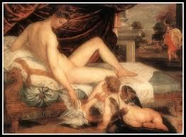 venus and cupid by lambert sustris 1560 in this painting