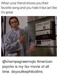 American Psycho Meme - 25 best memes about american psycho american psycho memes