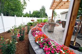 Backyard Flower Bed Ideas Top 10 Low Maintenance Flower Bed Ideas Green Acres Landscape