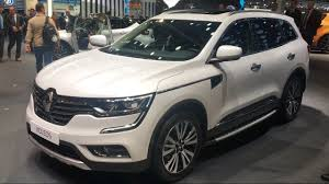 renault koleos 2017 review renault koleos 2017 in detail review walkaround interior exterior
