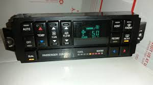 used buick century a c u0026 heater controls for sale