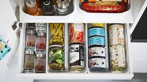 ikea kitchen cupboard storage boxes 6 easy pantry storage ideas to organize your kitchen ikea