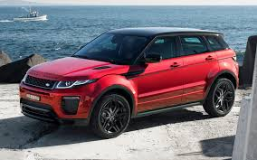 red land rover lr4 2017 land rover range rover evoque wallpapers