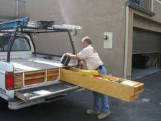 Slide Out Truck Bed Tool Boxes Home Made Truck Bed Storage Http Www Toolsofthetrade Net