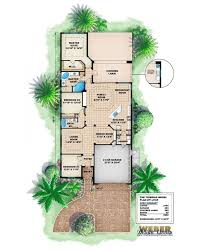 luxury home plans for narrow lots u2013 home design inspiration