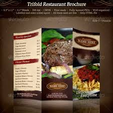 menu flyer template 25 high quality restaurant menu design templates web graphic