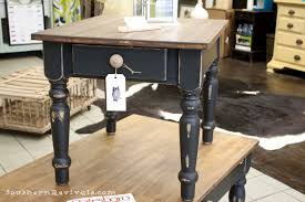 coffee and end tables for sale pottery barn inspired coffee table end table makeover southern