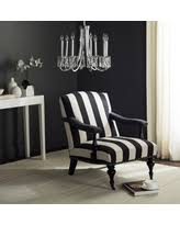 Black And White Striped Accent Chair Alert Striped Accent Chairs Deals
