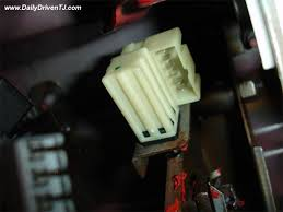 jeep wrangler light switch replacement brake light switch replacement