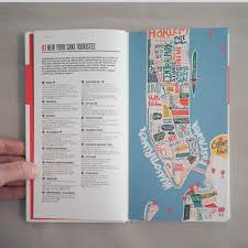 Map Book 50 Maps Of Illustrated Maps By Benoit Cesari Aka Bnito