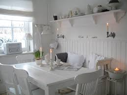 Esszimmer Schrank Shabby Dining Room White Grey Black Chippy Shabby Chic Whitewashed