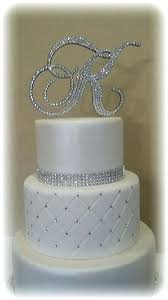 monogram cake toppers monogrammed cake toppers peukle site