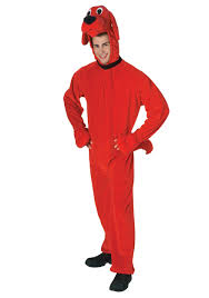 Wilfred Costume Deluxe Clifford Costume