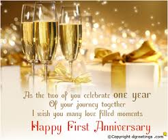 wish the lovely many more years of togetherness
