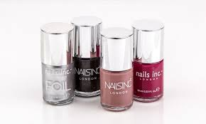 nails inc nail polish sets groupon