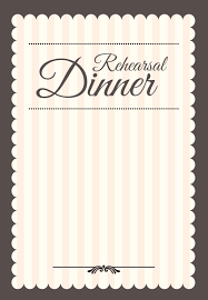wedding rehearsal dinner invitations templates free sted rehearsal dinner free printable rehearsal dinner party