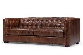 canapé en anglais canapé anglais en cuir brighton