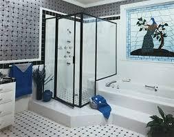 Black Shower Door Black Shower Doors In Barefoot Fl