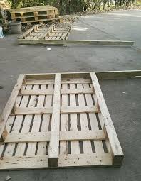 How To Build A Shed Base Out Of Wood by Pallet Shed 9 Steps With Pictures