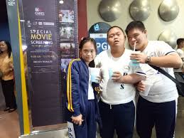 Deaf Blind Movie Movie Treat For The Deaf And Blind At Sm City Rosales Blogph Net