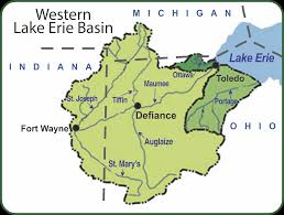Defiance Ohio Map by Land To Lake U2013 Your Local Source For Cleaner Water