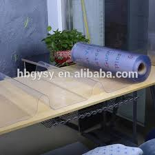 thick plastic table cover thick plastic roll table cover clear plastic table cloth buy thick