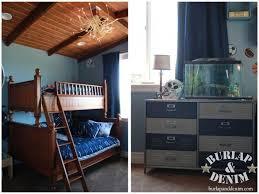 Star Wars Bedroom And Ikea Stranne LED Lighting HackBurlap  Denim - Star wars bunk bed