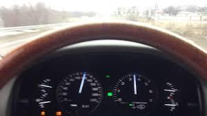 lexus lx 570 las vegas lexus lx470 acceleration top speed 0 180 youtube