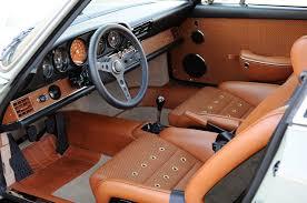 retro porsche custom singer porsche interior motoring pinterest singer porsche