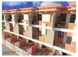 house design architect philippines architecture townhouse plans apartment design architecture floor