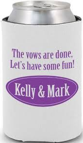 wedding koozie quotes wedding quotes totally wedding koozies wedding quote