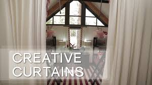 curtain ideas for kitchen living room bedroom hgtv